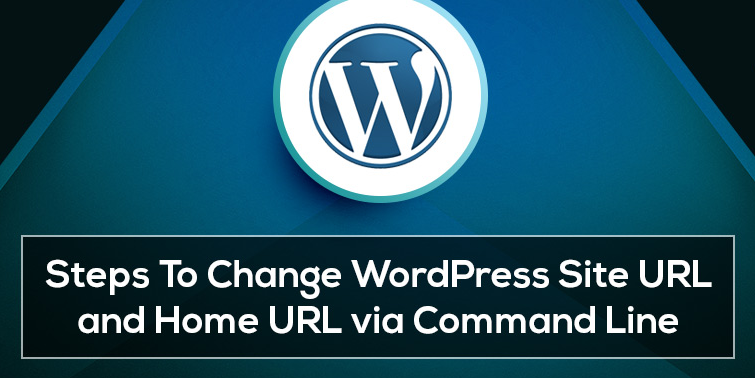 How to Update WordPress Site URL and Home URL via Command Line